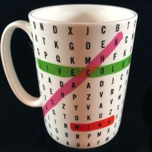 Kate Spade Lenox Say The Word Search Find Puzzle